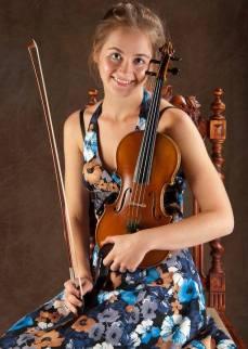 Leevi Nielson, violin