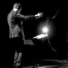 Arash Yazdani, conductor
