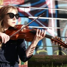 Talvi Nurgamaa, viola